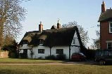 thatch cottage in Arnesby